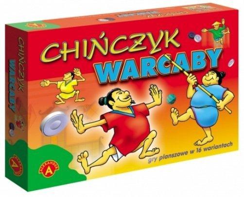 Gra Chińczyk Warcaby Alexander