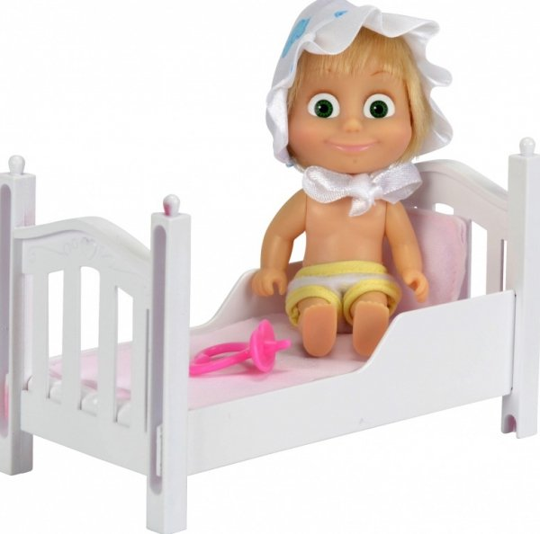 Lalka Masza na dobranoc Simba 9301821