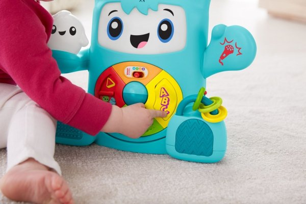zabawki dla niemowląt Fisher Price