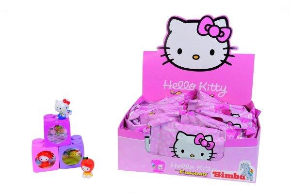 Kostki Hello Kitty Cubolotti w saszetkach Simba 5959180
