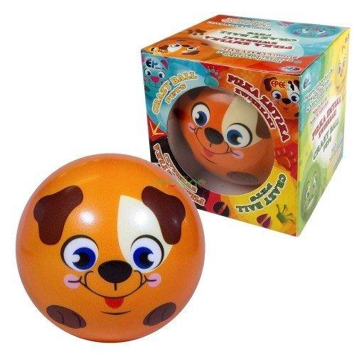 Piłka Zmyłka Zwierzaki Zmienia kierunek Przesunięty środek ciężkości Zabawka Epee 03449