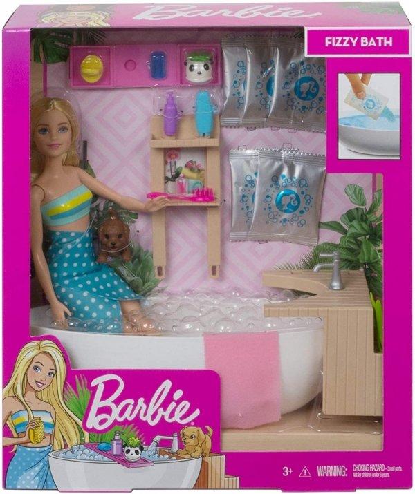 Barbie relaks w kąpieli