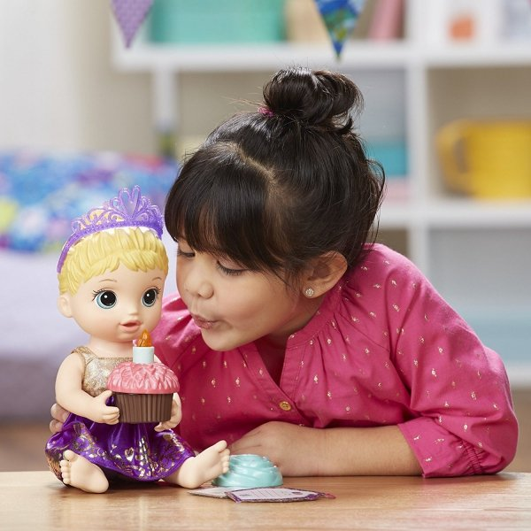 Urodzinowa Lala Baby Alive Hasbro E0596