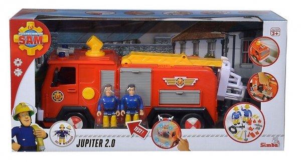 Jupiter pojazd z bajki