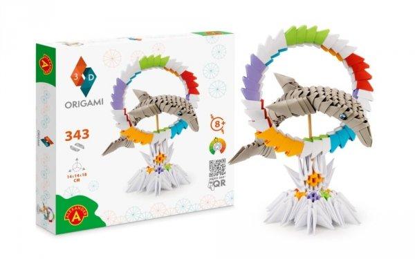 Origami 3D Delfin Alexander 2552