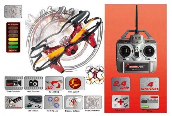 Carrera RC Micro Quadrocopter RC 503003