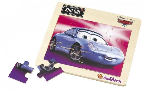 Puzzle Cars Auta 12 el.