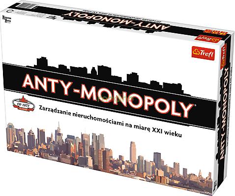 Gra planszowa Anty-Monopoly