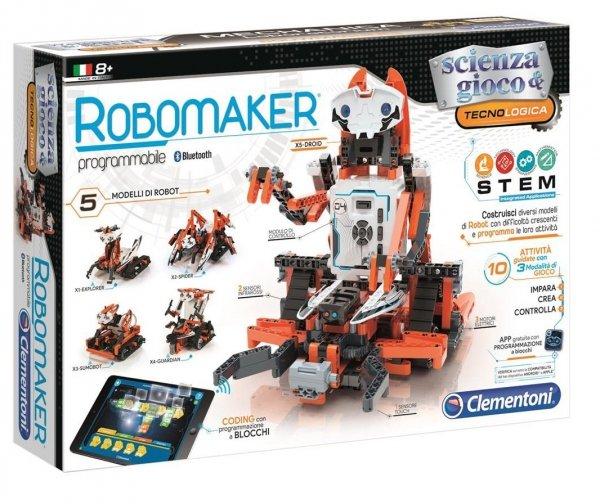Robot dla Dzieci laboratorium robotyki edukacyjnej 8005125505234
