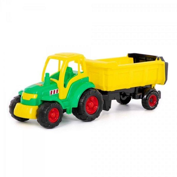 Żółty Traktor