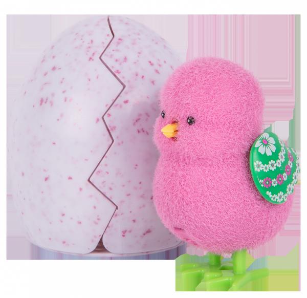 Kurczaczek różowy