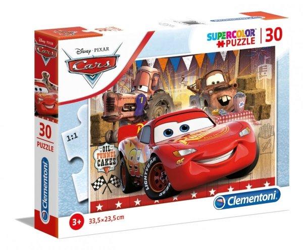 Puzzle Cars Auta 30 el. Clementoni 20255