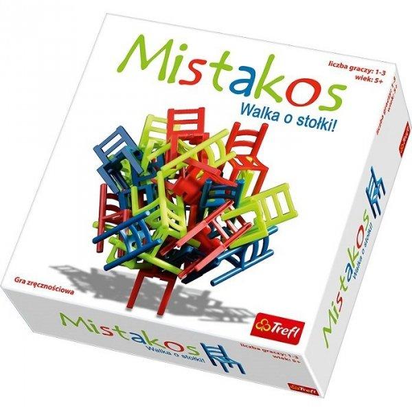 MISTAKOS! gra zręcznościowa Trefl