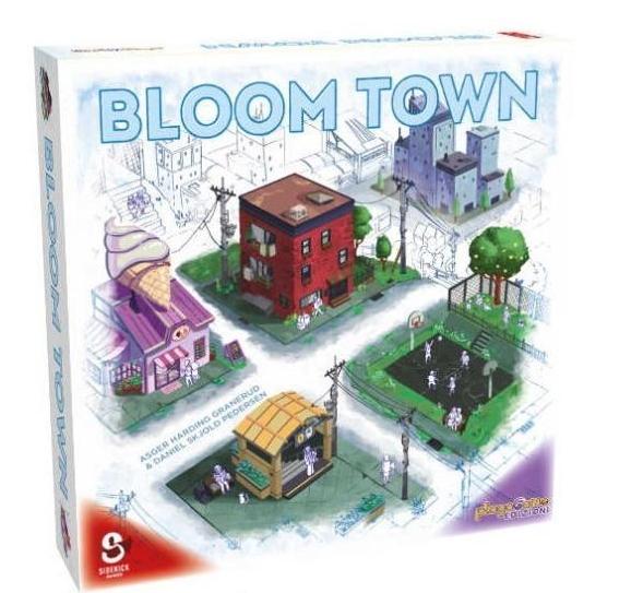 Gra Logiczna Bloom Town Granna 00378