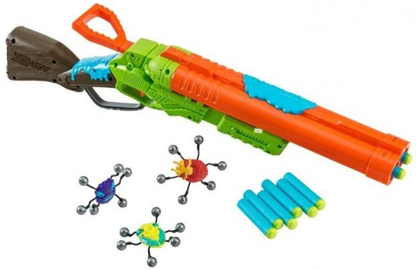 Wyrzutnia strzałek Eliminator Zuru X-Shot Bug Attack