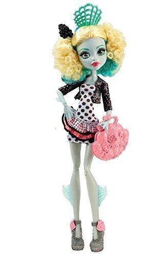 Lalka Monster High Upiorna wymiana Lagoona Blue Mattel CDC37