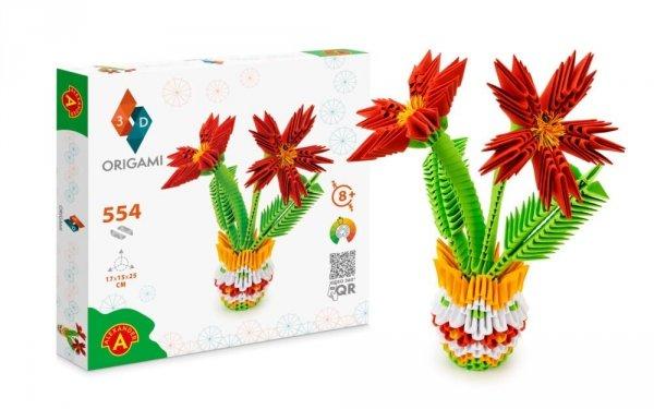 Origami 3D Kwiaty Alexander 2553