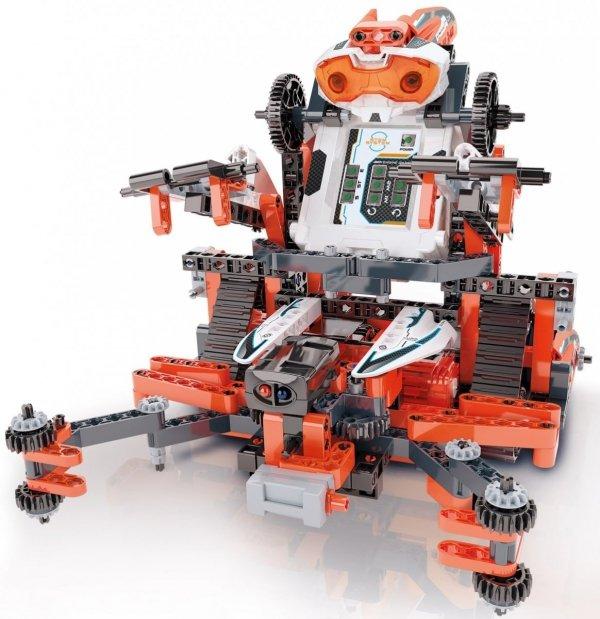 laboratorium robotyki clementoni 50523