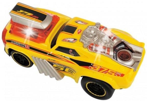 Pojazd wyścigowy Skullracer 25 cm Racing Dickie