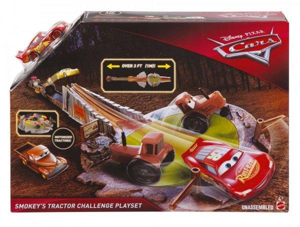 zestaw rajd przez traktory cars 3
