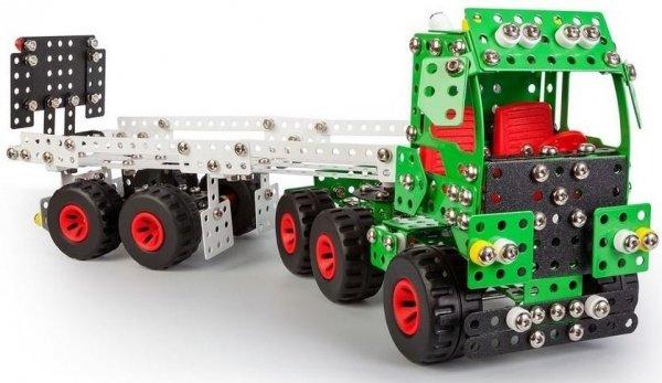 Zestaw konstrukcyjny Mały konstruktor 10w1 Super Truck