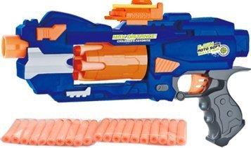 Karabin Shoot na baterie ze strzałkami Playme 57438