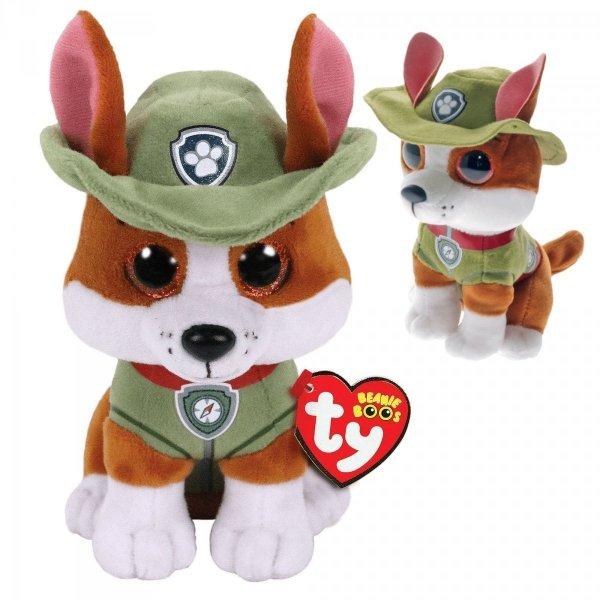 Maskotka Psi Patrol Tracker 24 cm TY MTY96337