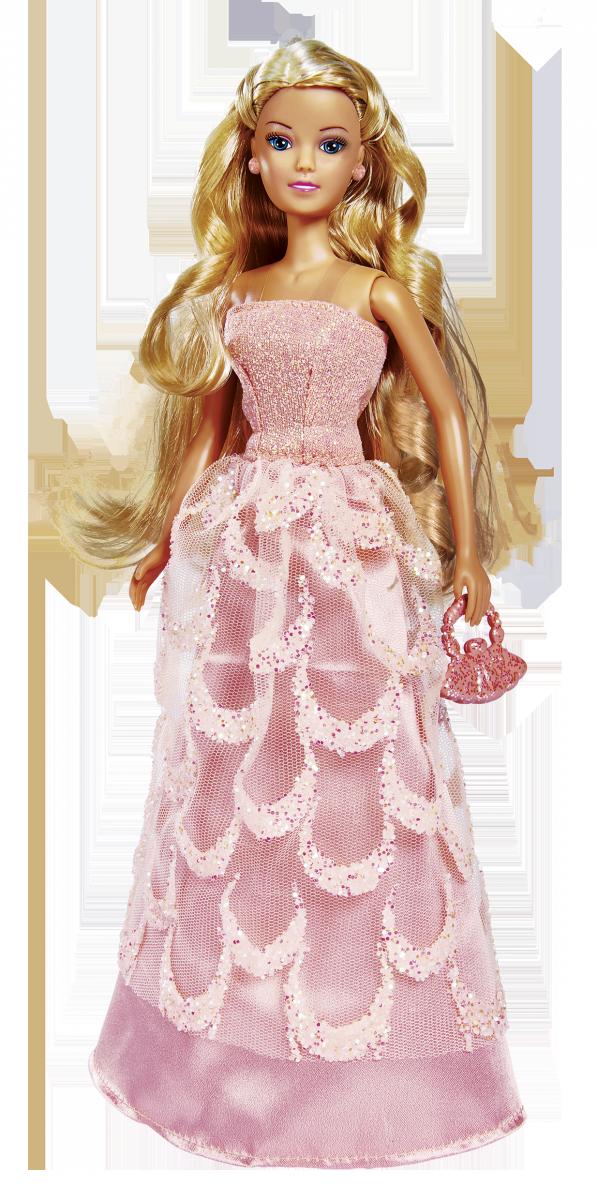 Lalka Steffi w Sukni Balowej Glam Dream Simba 5733418