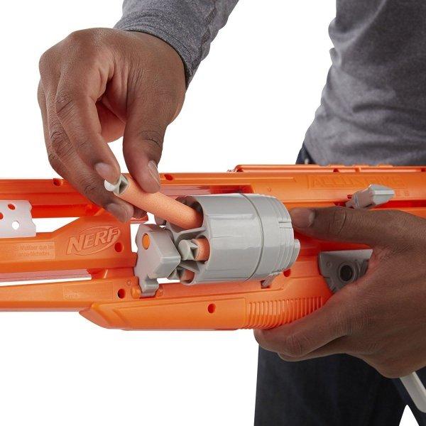 pistolety na strzałki piankowe