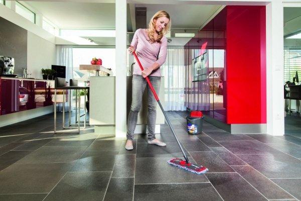 Vileda UltraMax Extra Feucht Ersatzbezug für die Reiniung Ihrer Fliesen und Steinböden