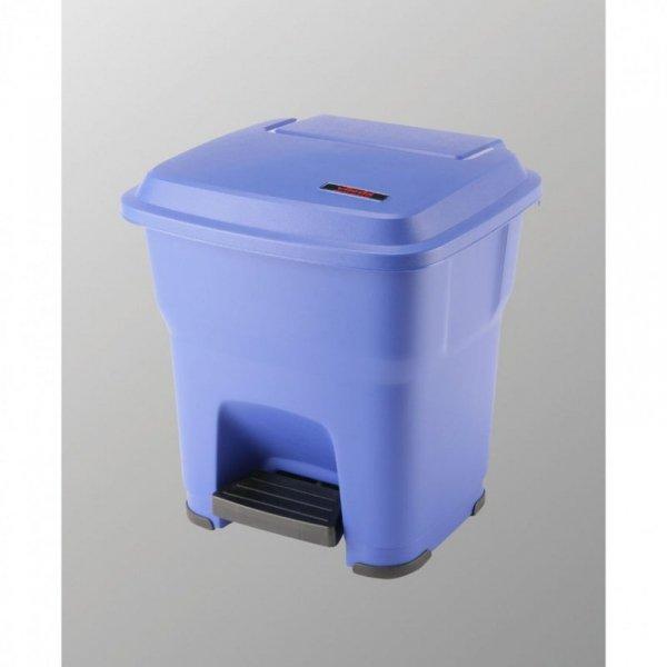 Hera - 35L Pedalbehälter blau