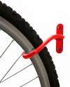 Wieszak na rower R6 R