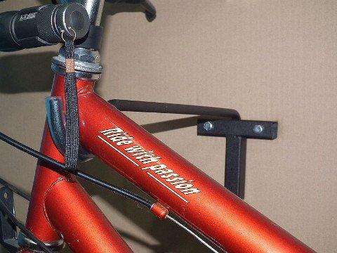 Wieszak na rower R7DC