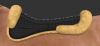 Podkładka pod siodło ujeżdżeniowe z futrem naturalnym Correction System - Mattes wysyłka 24h