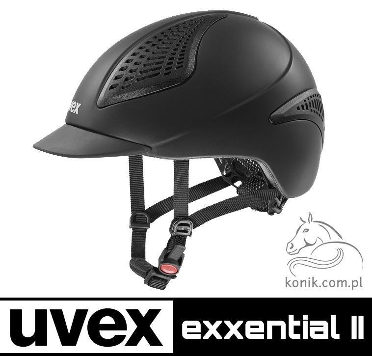 UVEX Kask Perfexxion Active CC PASI KONIK Sklep Jeździecki