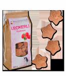 Ciasteczka / cukierki dla konia malina - WALDHAUSEN 500g