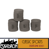Bandaże FLEECE - Classic Sports A/W 21 - Eskadron - steel grey