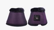 Kaloszki METALLIC GLITZ kolekcja jesień-zima 2020/21 - QHP - purple