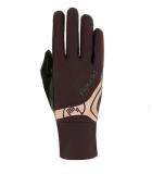 Rękawiczki Roeckl 3301-283 Melbourne - mocha