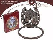 Kołatka z motywem konia - Carmani