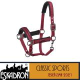 PRZEDSPRZEDAŻ Kantar PIN BUCKLE - Classic Sports A/W 21 - Eskadron - rustic red