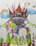 Torba Prezentowa Unicorn with Castle