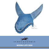Nauszniki SS20 - Schockemohle - sapphire