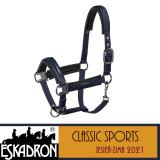 PRZEDSPRZEDAŻ Kantar PIN BUCKLE - Classic Sports A/W 21 - Eskadron - dark navy