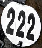 Numerek startowy 3 cyfry - Waldhausen