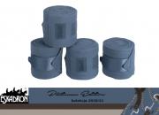 Bandaże polarowe FLEECE - PLATINUM EDITION 2020/21 - Eskadron - vintageblue