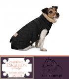 Derka dla psa GLOSSY QUILTED - Heritage 2020/21 - Eskadron - black