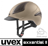 Kask EXXENTIAL II - Uvex - sand