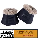 Kaloszki FAUXFUR - Classic Sports A/W 21 - Eskadron - dark navy