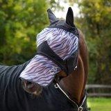Maska przeciwko owadom zebra - Horze
